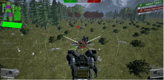 Heavy Gear Assault Steam Early Access Preview