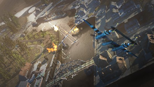 Heroes & Generals 'Ihlefeld—Warbirds and Tail Gunners' Review for PC