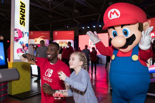Nintendo Switch Preview Tour Makes Only Canadian Stop Before March 3 Launch