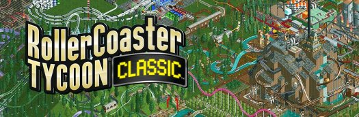 RollerCoaster Tycoon Classic by Atari Available Now on Mobile Devices