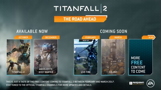 Titanfall 2 Live Fire First Details Revealed