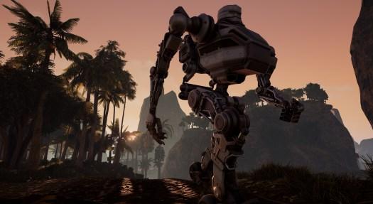 Heavy Gear Assault Now Available on Steam