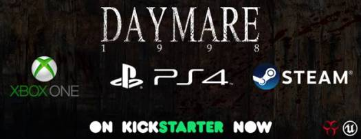 Daymare: 1998 3rd Person Survival Horror Needs Your Support on Kickstarter