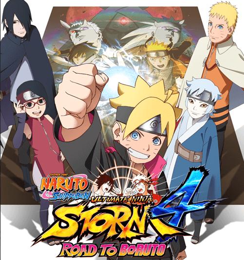 Naruto Shippuden: Ultimate Ninja Storm 4 ROAD TO BORUTO Now Available