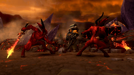 Warhammer 40,000: Space Wolf Available Now on Steam Early Access