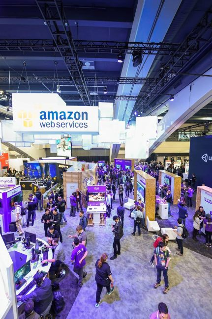Amazon Expands Presence at GDC 2017