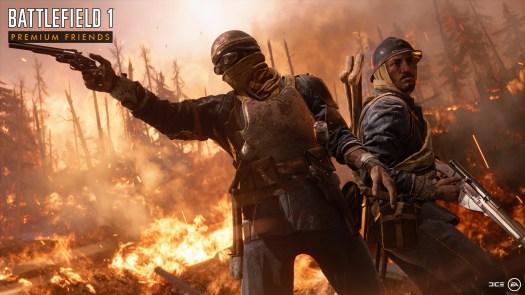 You Can Now Play More Battlefield 1 with Premium Friends