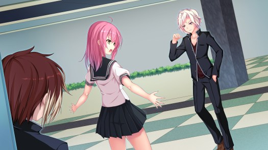 Kachuna Romantic Comedy Visual Novel Needs Your Support on Kickstarter, Demo Available