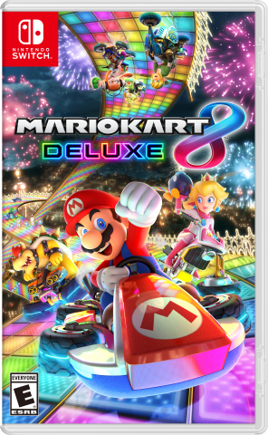 Nintendo Reveals Details on the High-Octane New Features in Mario Kart 8 Deluxe for Nintendo Switch