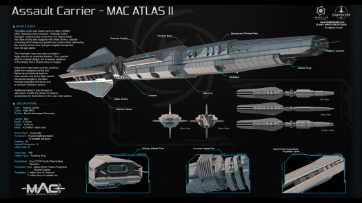 Starfighter Inc. by Crysis Developer Gets Atomic Rocket Seal of Approval