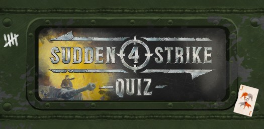 Sudden Strike Quiz App Launches for Mobile Devices