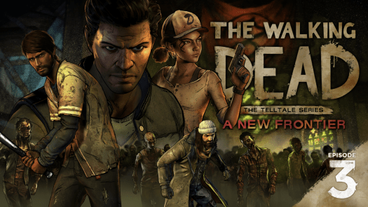 The Walking Dead: The Telltale Series - A New Frontier Episode 3 Above The Law Coming March 28