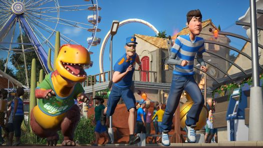 Planet Coaster Spring Update Available Now for Free