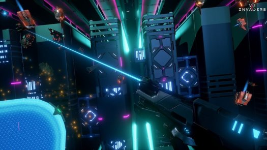 VR Invaders – the Complete Edition Available Now on PlayStation VR