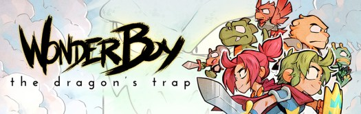 Wonder Boy: The Dragon's Trap Now Available on Nintendo Switch, PS4 and Xbox One