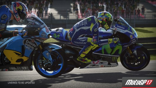 MotoGP17: The Official MotoGP 2017 Season, 60 FPS and New Online Modes