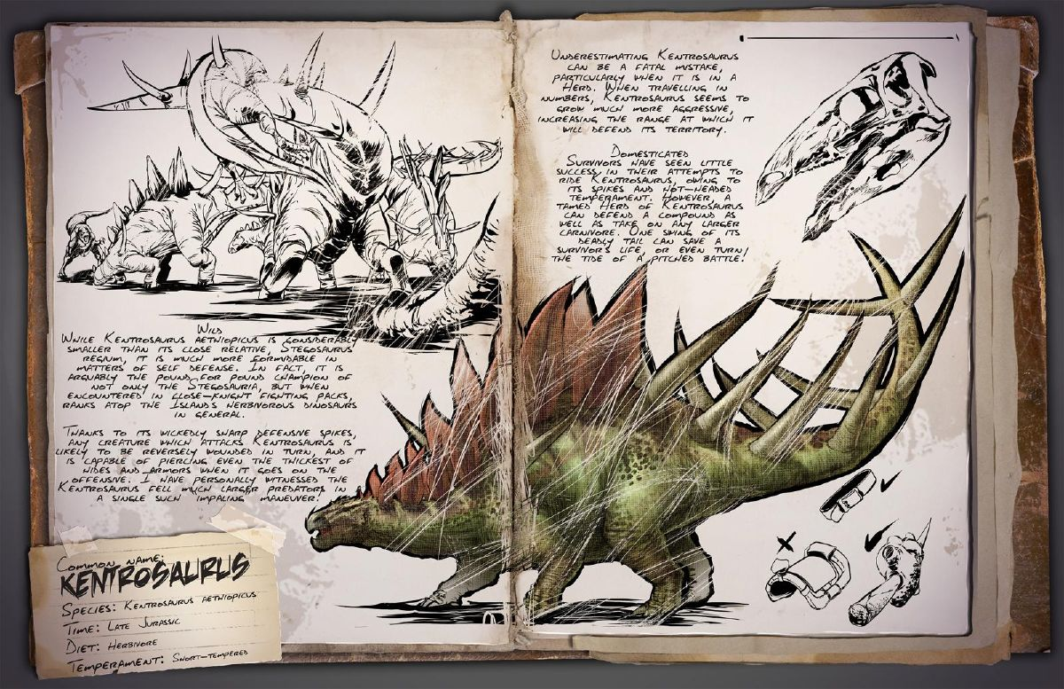 ARK: Survival Evolved V257 Update Adds Evolution Of The Volcano, 4 Exciting  New Creatures
