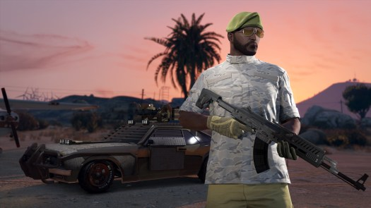 GTA Online: Gunrunning First Details and Screenshots Revealed