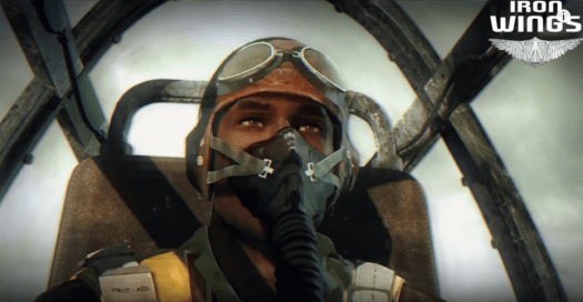 IRON WINGS Intense WWII Action-Adventure Air Combat Game Coming to Steam Today