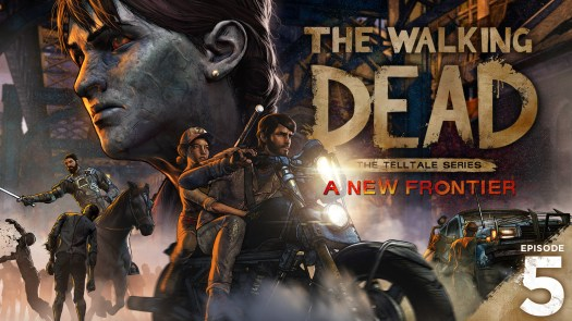 Telltale Talks Tough Choices in New Video of The Walking Dead: A New Frontier