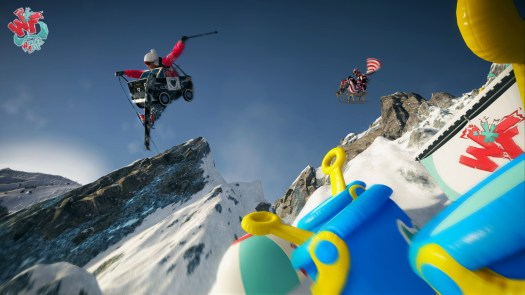 STEEP Winterfest Add-On Content by Ubisoft Available Now
