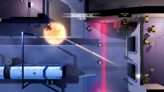 GENESHIFT GTA2-Inspired Shooter Launching May 23