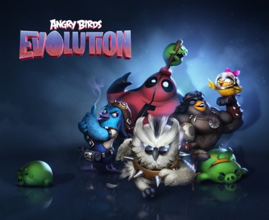 Angry Birds Evolution Review for Android