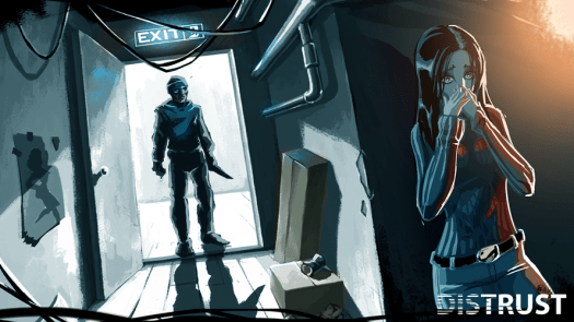 DISTRUST Arctic Survival Game Inspired by 'The Thing' Launching on Steam Aug. 23, Playable Demo