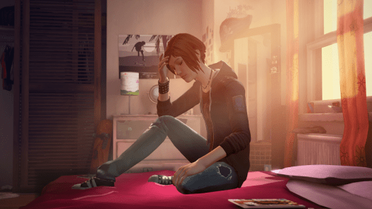 "Square Enix Launches LIFE IS STRANGE: BEFORE THE STORM ""YOUR FRIEND, ME"" in Support of The JED Foundation"