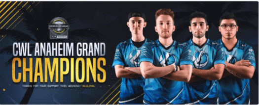 Luminosity Wins Call of Duty World League Anaheim Open Presented by PlayStation 4