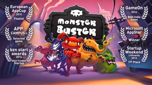 Monster Buster: World Invasion Opens Registration for Android Beta Testers