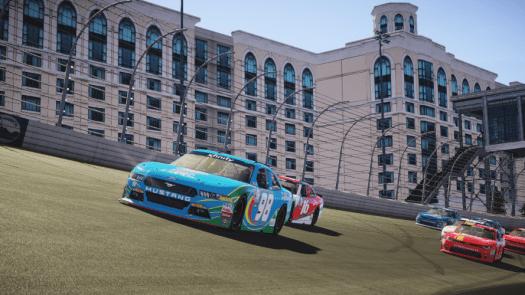 NASCAR Heat 2 at E3