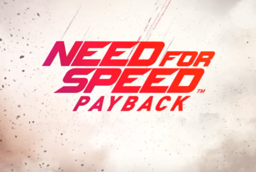 Need for Speed Payback New Action Driving Fantasy Revealed by EA