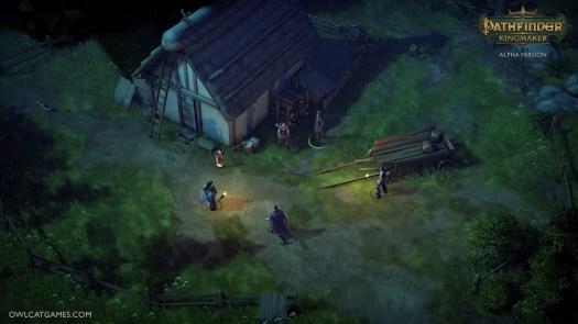Pathfinder: Kingmaker Isometric Single-Player RPG Needs Your Support on Kickstarter