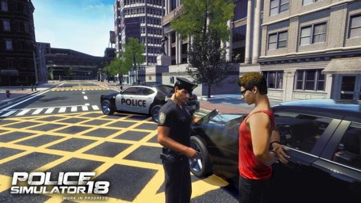 Police Simulator 18 Coming to PC End of 2017, New Screenshots