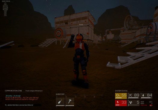 ROKH Martian Adaptive Survival Game Releases Huge Update