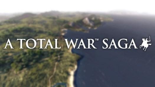 A Total War Saga Announced by Creative Assembly