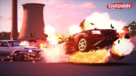 Crashday: Redline Edition Fully Remastered Arcade Racing Action Returns this August to Steam