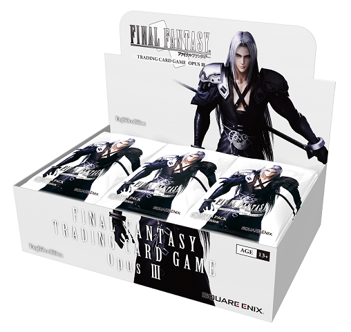 FINAL FANTASY TRADING CARD GAME Ships Over 5.5 Million Packs