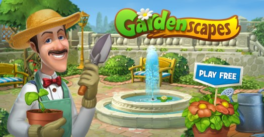 Gardenscapes is Heading to China's Android Market