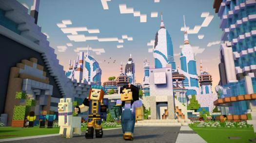 Minecraft: Story Mode - Season Two Official Trailer Released