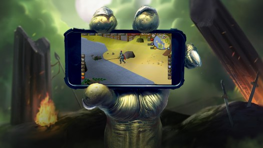 RUNESCAPE and OLD SCHOOL RUNESCAPE Heading to Mobile Devices