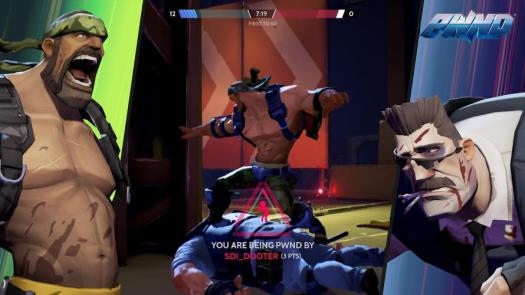PWND Multiplayer Arena Rocket FPS Launches on Steam Early Access
