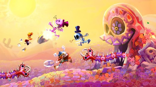 RAYMAN LEGENDS: DEFINITIVE EDITION Coming to Nintendo Switch Sep. 12