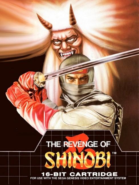The Revenge of Shinobi Joins SEGA Forever Collection on App Store