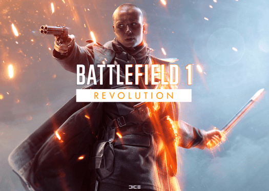 Battlefield 1 Revolution and Battlefield 1 Incursions Revealed by EA at gamescom
