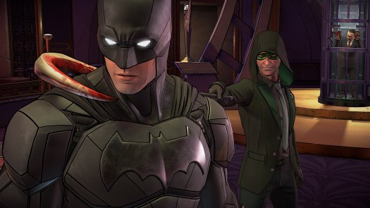 Telltale's Batman: The Enemy Within Episode 1 Review for PC