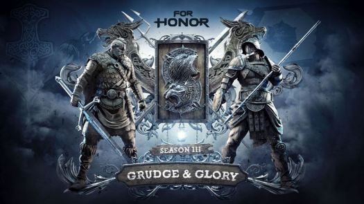 FOR HONOR Season Three Grudge & Glory Hero and Map Trailers Revealed