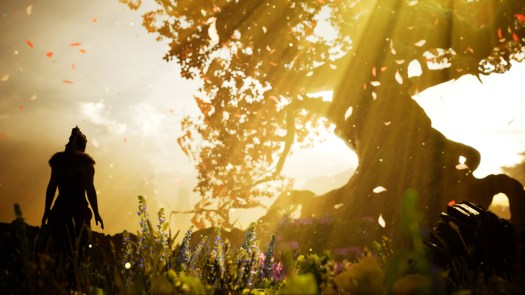 Hellblade: Senua's Sacrifice Dev Diary The Final Push Released