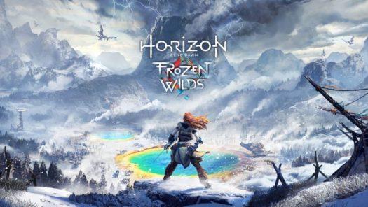 Horizon Zero Dawn: The Frozen Wilds Launching Nov. 7